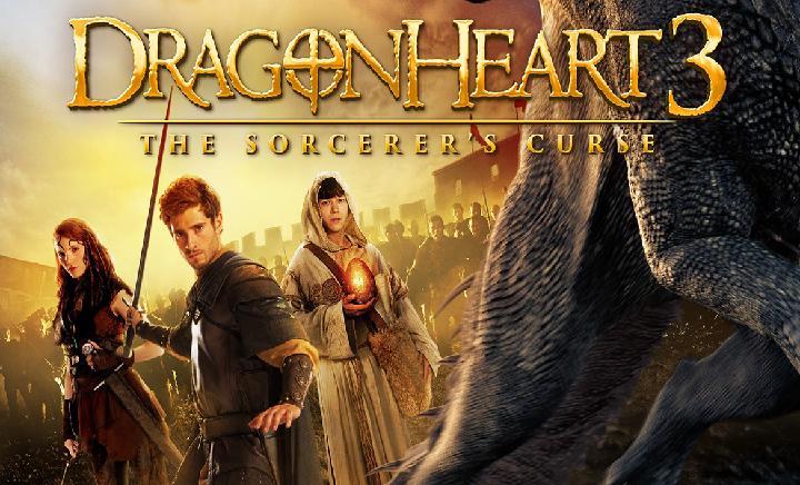 Coração de Dragão 3: A Maldição do Feiticeiro