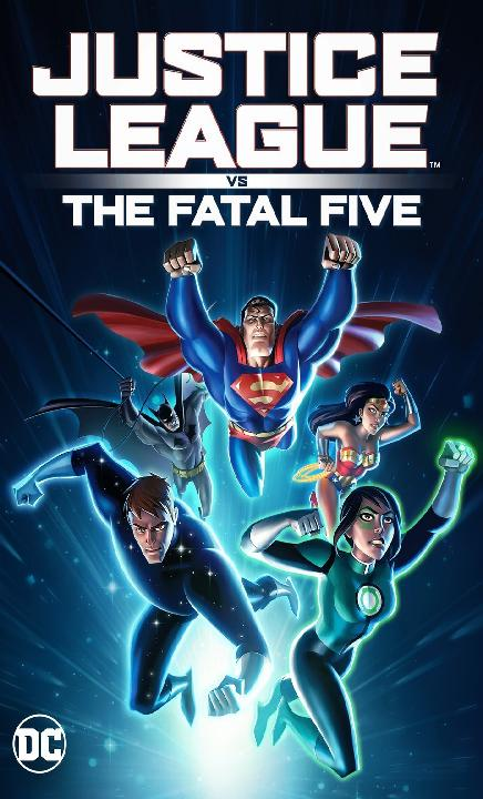 Liga da Justiça vs. os Cinco Fatais
