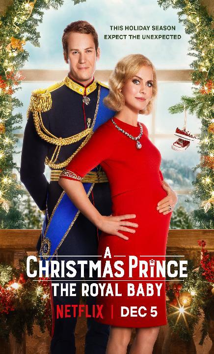 O Príncipe do Natal: O Bebê Real